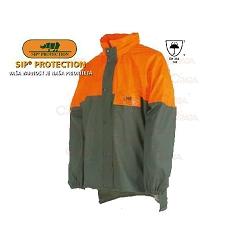 Dežni jopič gozdarski-XL-velikost