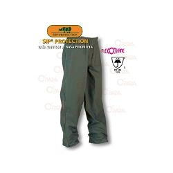 Dežne hlače gozdarske- XL-velikost