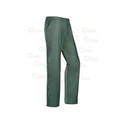 Dežne hlače gozdarske-XXL-velikost
