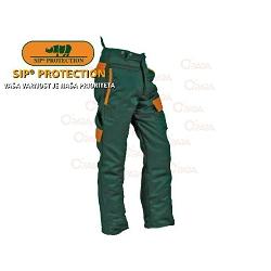 Gozdarske hlače z zaščito-XXL-velikost,R1,dopasne