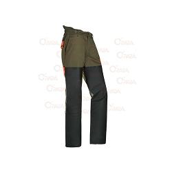 Vrtnarske hlače z PVC zaščito-XXL-velikost