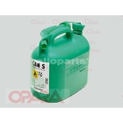 Ročka za gorivo 5L zelena