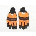 Rokavice gozdarske z zaščito leve roke-velikost 10