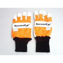 Rokavice gozdarske z zaščito leve roke-velikost 09