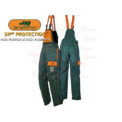 Gozdarske hlače z zaščito-M-velikost,nepremočljive,R1