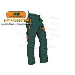 Gozdarske hlače z zaščito-L-velikost,R1,dopasne