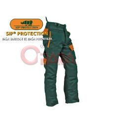 Gozdarske hlače z zaščito-M-velikost,R1,dopasne