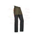 Vrtnarske hlače z PVC zaščito-L-velikost
