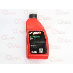 2T Olje FF 1L 1-50 Z aditivom proti oblogam Divinol