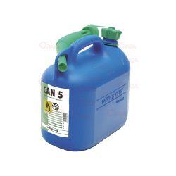 Ročka za gorivo 5L-modra