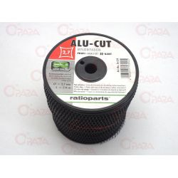 AluCut nylon nit2,4MM4-kotna-214m