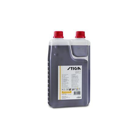 2T olje 2% 1L STIGA z dozerjem in aditivom za trajnost goriva