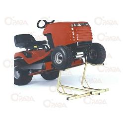 Dvižni set za čiščenje kosišča traktorja